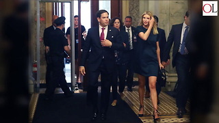 Ivanka Trump Meets With Lawmakers To Discuss Paid Family Leave - Video