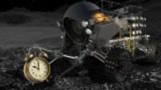 Jade Rabbit Rover Awake! - Video