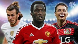 Romelu Lukaku to Manchester United for €50m? | Transfer Talk - Video