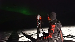 Filmmakers aim to bring Northern Lights to big screen - Video