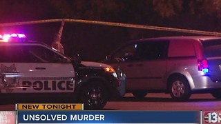 Nearly 40 unsolved homicides from 2016 - Video