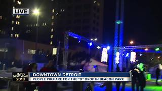 Countdown to the D Drop at Beacon Park