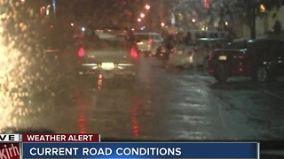 Winter weather coverage:  Road conditions in Bartlesville - Video