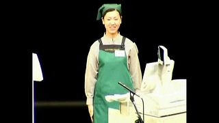 Supermarket Clerk Championships - Video