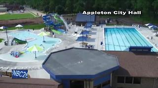 Erb Park pool reopening - Video