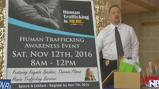 Human trafficking awareness event in Northeast Wisconsin
