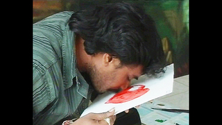 Nose Painter - Video
