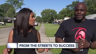 From streets to success - Video