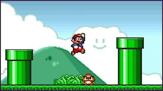 Super Mario All-Stars: Super Mario Bros - Super Nintendo