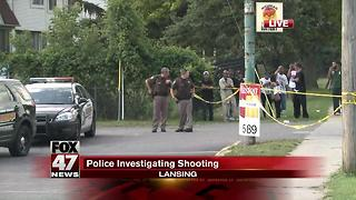 Police investigating shooting in southwest Lansing - Video