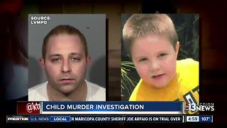 California dad arrested in Vegas facing murder charges