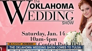The Oklahoma Wedding Show makes its way to Tulsa - Video
