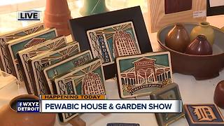 Pewabic House & Garden Show 2017 - Video