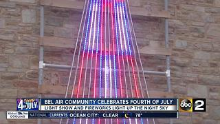 Bel Air favorite makes appearance during July 4th festivities - Video