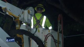 Power outages in Door County - Video