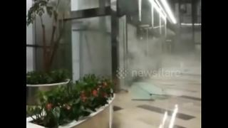 Powerful storm hits southern China - Video