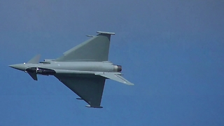 Eurofighter Typhoon Display At Torbay Airshow 2017