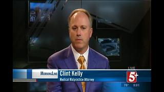 MorningLine: Medical Malpractice P.1 - Video