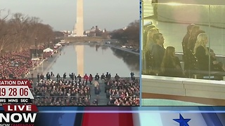 Inauguration Rehearsal at Lincoln Memorial - Video
