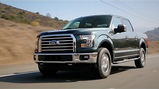 2016 Ford F-150 - Review and Road Test - Video