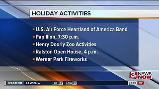 Fourth of July activities, July 3
