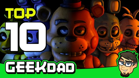 Top 10 insane facts about 'Five Nights At Freddy's'