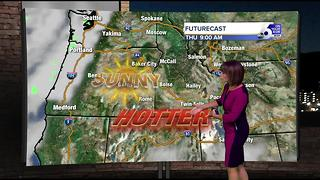 Here comes the scorching heat....again - Video