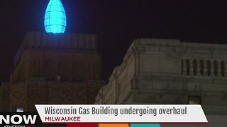 Wisconsin Gas Light Building undergoing overhaul - Video