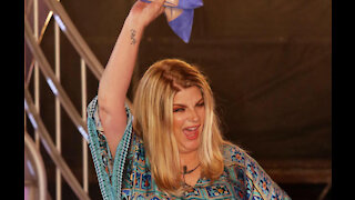 Kirstie Alley defends her decision to vote for Donald Trump