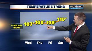 13 First Alert Weather for July 12 2017 - Video
