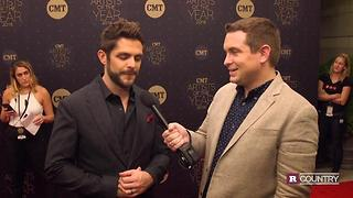 Thomas Rhett looking forward to the CMAs 50th Awards | Rare Country