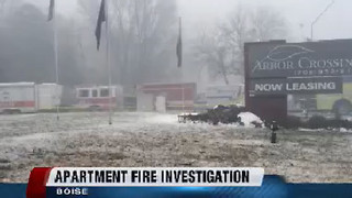 American Red Cross helps those affected by Arbor Crossing apartment complex fire