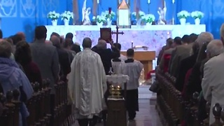 Massillon church reopens on Christmas Eve - Video