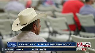 Keystone XL Pipeline hearing in Norfolk, June 28 - Video