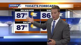 Brian Niznansky's Friday Noon Storm Team 4cast - Video
