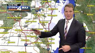 Brian Niznansky's Noon Storm Team 4cast - Video