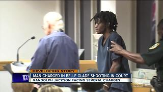 Belle Glade shooting suspects appears in court - Video