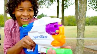 3 Cool Water Toys & Games Making a Splash - Video