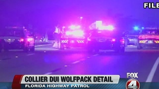 FHP launches DUI patrol in Collier County - Video