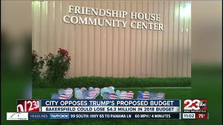 President's 2018 budget proposal could cut millions - Video