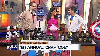 CRAFTCOM to celebrate 'geek' culture - Video