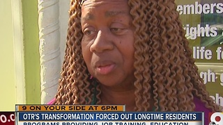 Over-the-Rhine's transformation forced out longtime residents - Video