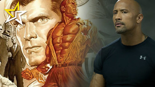 Dwayne Johnson Is Set To Play Arguably The Weirdest Super Hero Yet! - Video