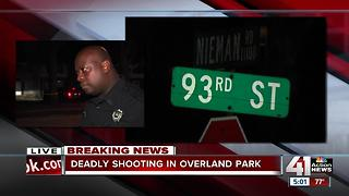 Man accused of shooting, killing his stepfather in Overland Park - Video