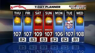13 First Alert Weather for June 29 2017 - Video