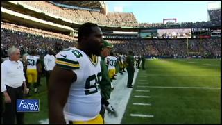 Police: Packers DT Letroy Guion stumbled, slurred speech when arrested for intoxicated driving