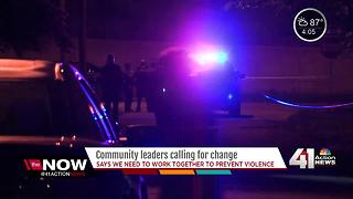 Violence prevention group weighs in on recent homicides - Video