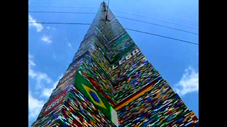 World's Biggest Lego Tower - Video
