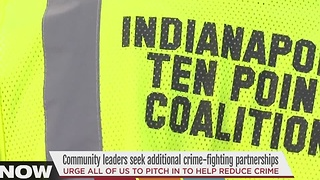 Ten Point: 'Front-line' groups need more funding in fight against violent crime - Video