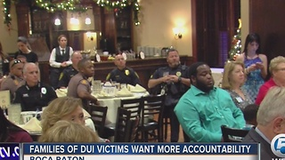 Families of DUI victims want more accountability - Video